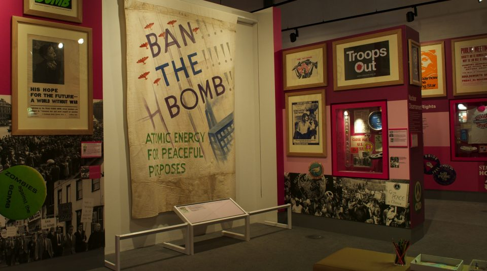 Citizen section, Main Gallery Two © People's History Museum