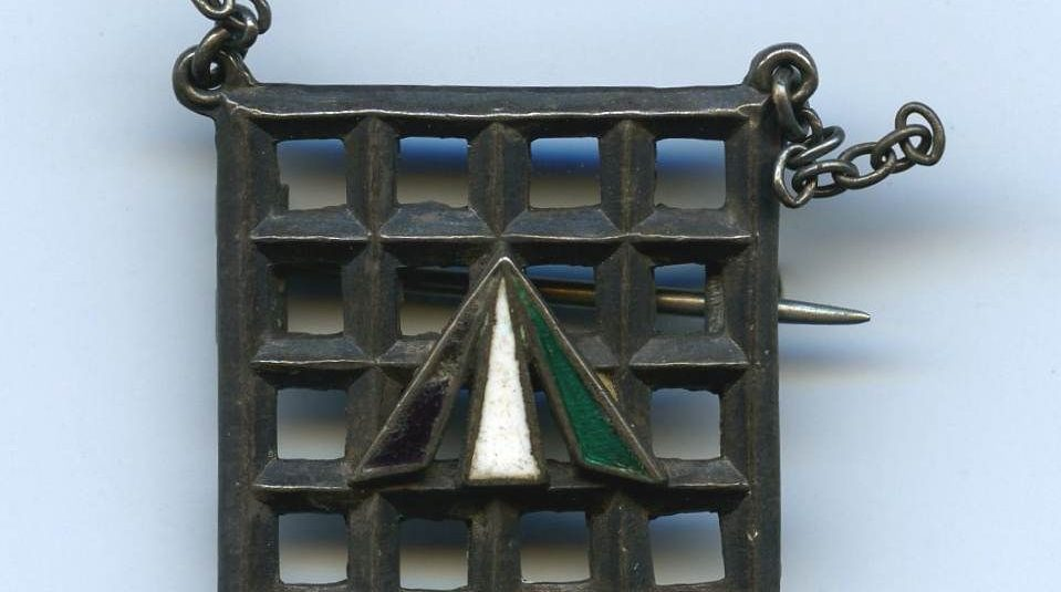 Holloway Brooch, around 1909 © People's History Museum