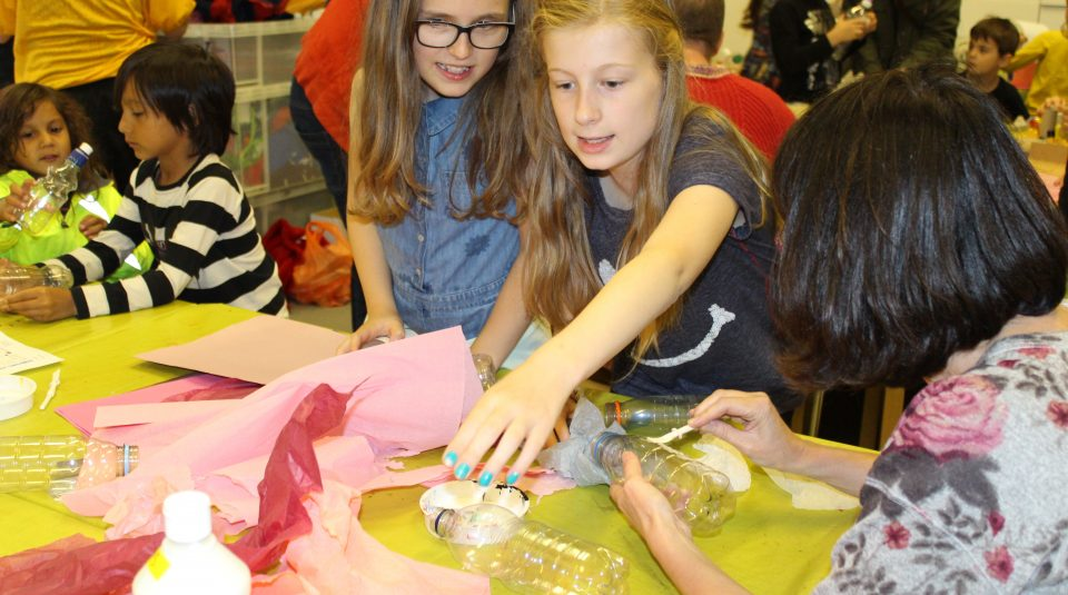 Make Your Mark: creative workshops @ People's History Museum
