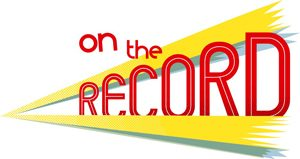 On the Record logo