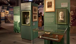Reformers section, Main Gallery One @ People's History Museum
