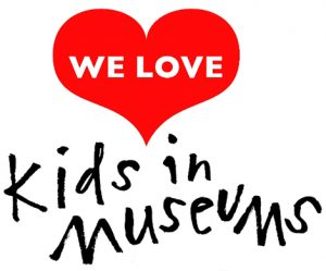 We Love Kids in Museums logo
