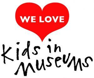 We Love Kids in Museums logo