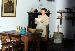 The Hard Way Up: A Suffragette's Story - Living History performance