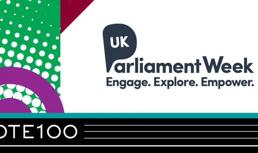 UK Parliament Week 2018