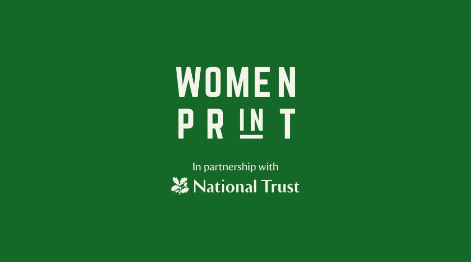 Women in Print in partnership with National Trust
