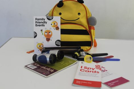Busy Bee explorer bag