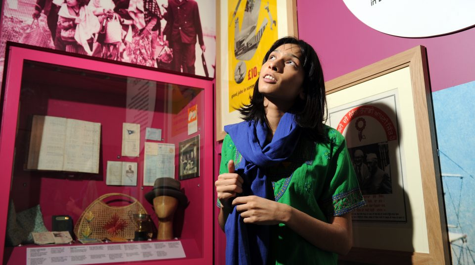 Moving Stories @ People's History Museum