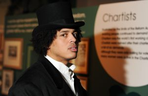 William Cuffay Living History performance @ People's History Museum