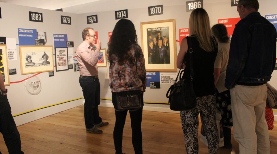 Guided tours @ People's History Museum