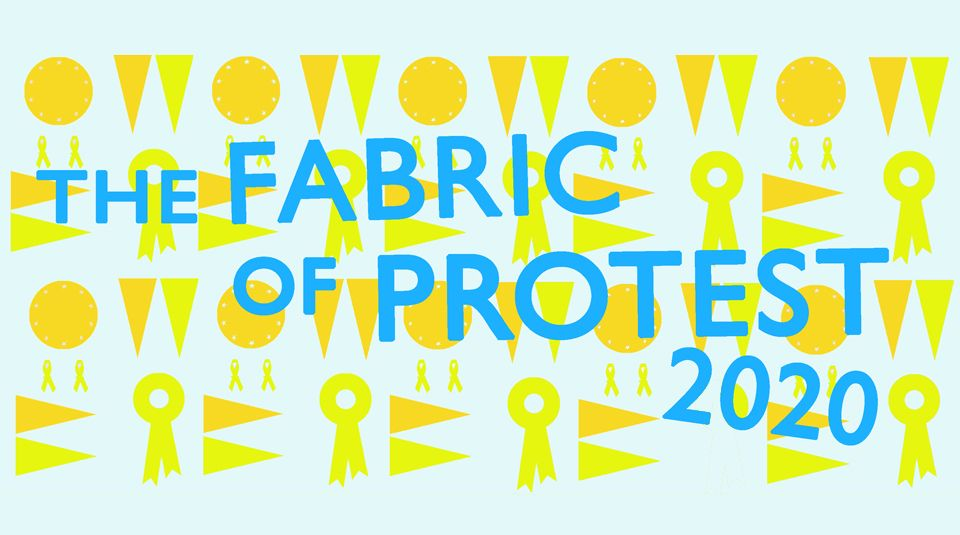 The Fabric of Protest textile workshops @ People's History Museum