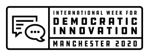 International Week For Democratic Innovation, Manchester 2020