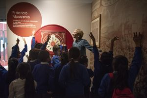Creative Writing @ People's History Museum