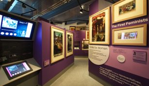 8 March 2019, International Women's Day guided tour @ People's History Museum