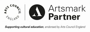 Arts Council England Artsmark Partner logo