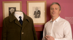 Michael Foot's coat, 1981 @ People's History Museum, discussed by Steven Fielding, Professor of Political History at the University of Nottingham