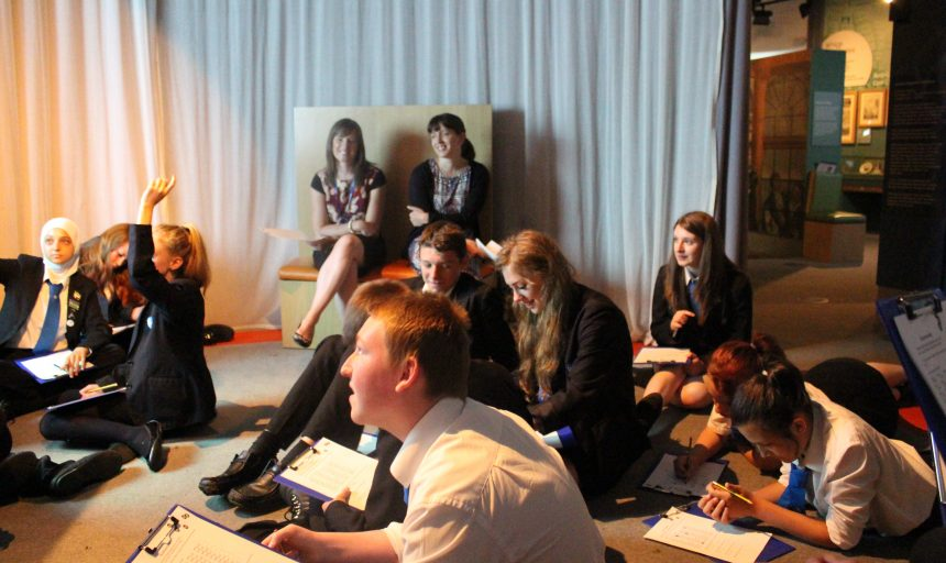 Creative Writing learning session @ People's History Museum