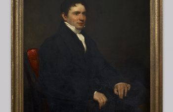 Hugh Hornby Birley portrait, oil paint on canvas, date unknown © People's History Museum
