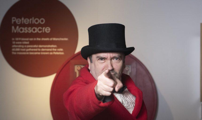 Peterloo @ People's History Museum