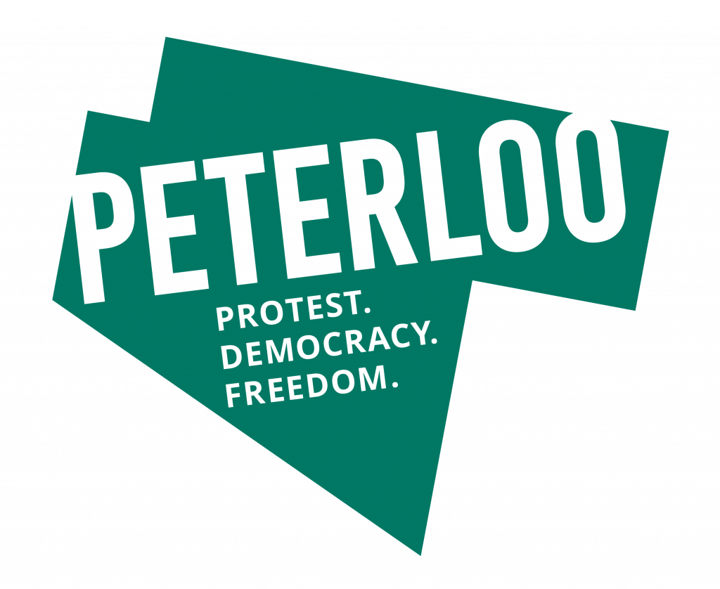 Peterloo - Protest, Democracy, Freedom
