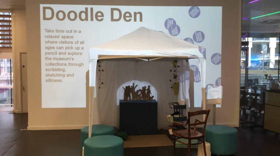Doodle Den @ People's History Museum