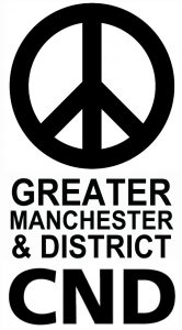 Greater Manchester & District Campaign for Nuclear Disarmament (CND)