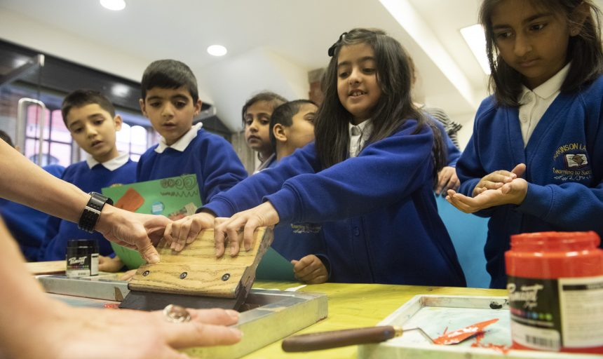 Enrichment days @ People's History Museum