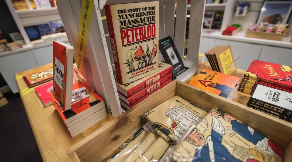 The Past, Present + Future of Protest merchadise @ PHM shop