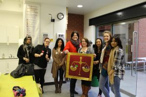 SBuild a Banner @ People's History Museum
