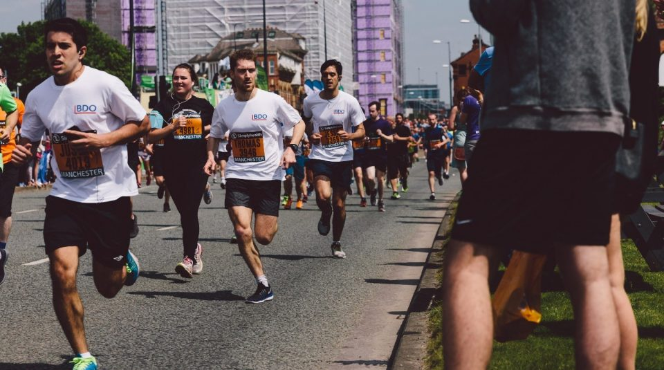 © Simplyhealth Great Manchester Run