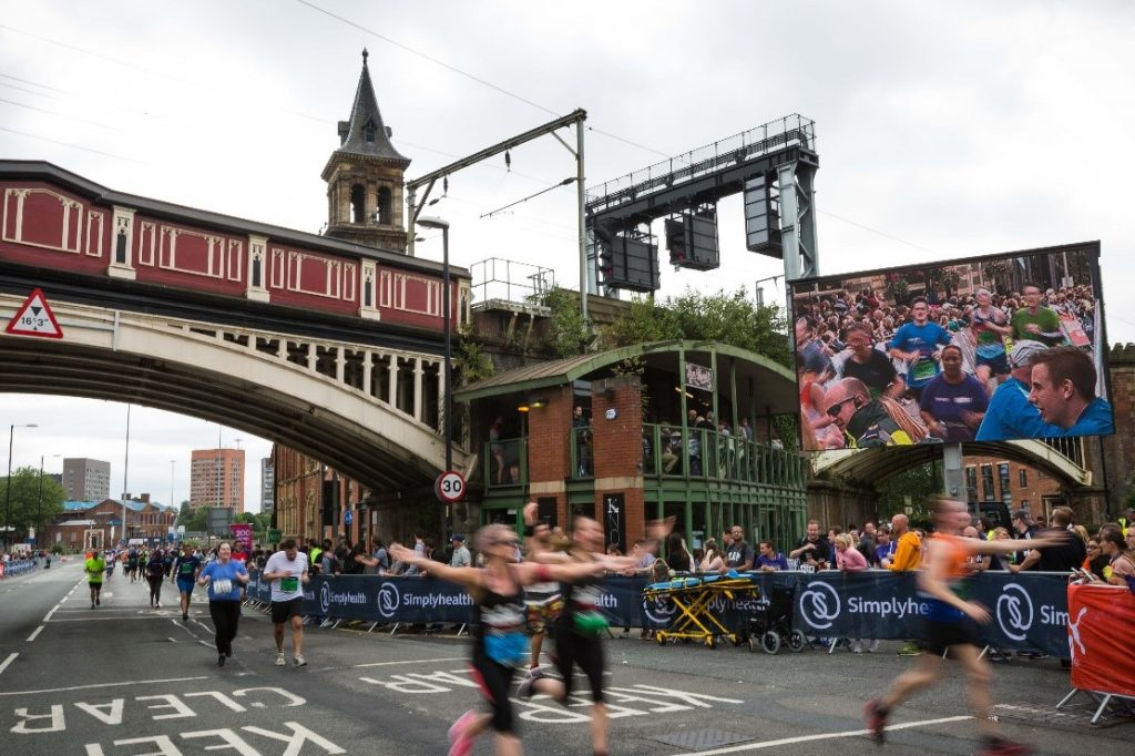 Hacienda Zone © Simplyhealth Great Manchester Run