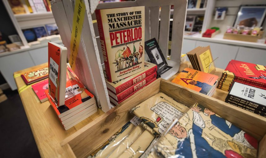 The past, present and future of protest merchandise @ People's History Museum shop
