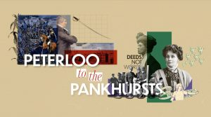Peterloo to the Pankhursts