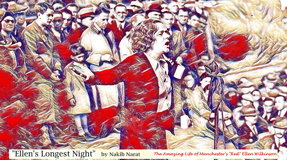 10 November 2019, Ellen's Longest Night – a play by Nakib Narat @ People's History Museum © Nakib Narat