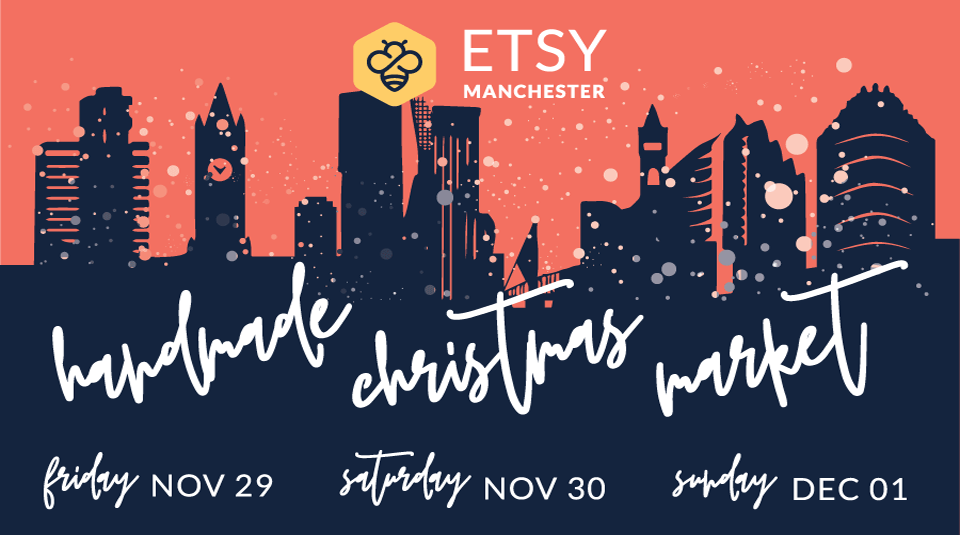 PHM 29 November 1 December 2019, Etsy Made Local Manchester @ People's History Museum