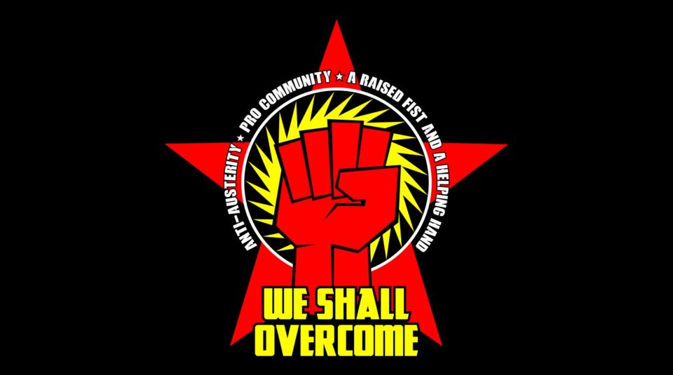 9 January 2020, We Shall Overcome meet the movement @ People's History Museum