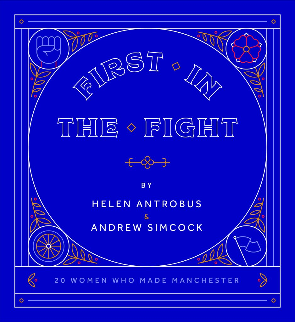 Front cover of 'First in the Fight' book