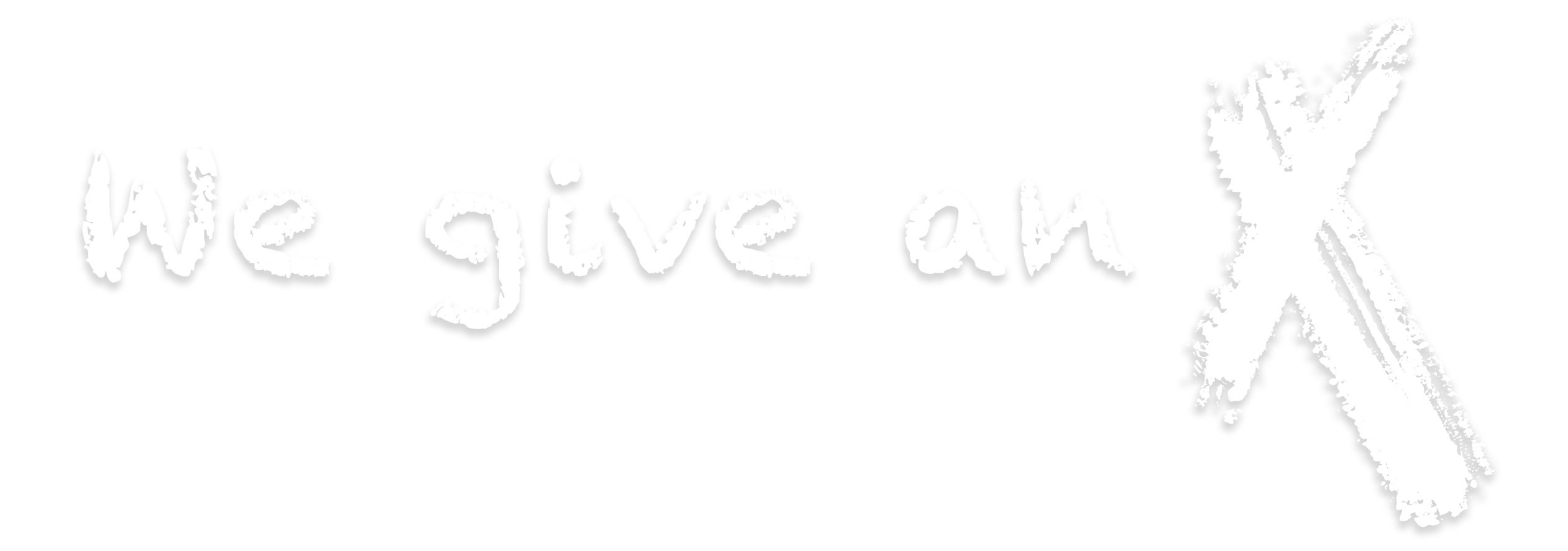 Heder image saying 'we give an X, encouraging people to vote in the 12 december general election