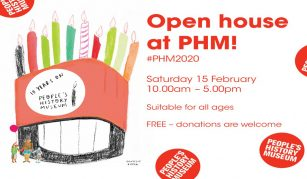 15 February 2020, Open house at PHM! © People's History Museum