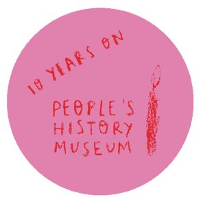 People's History Museum 10 years on illustration by Danielle Rhoda
