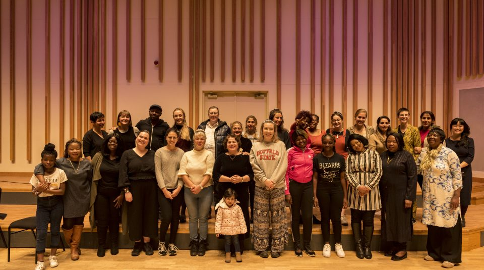 12 March 2020, Women's Voices Choir present: Modern Femininity @ People's History Museum © Olympias Music Foundation