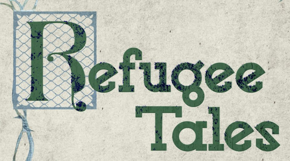 9 April 2020, Refugee Tales – a Q&A with Comma Press and Gatwick Detainee Welfare Group @ People's History Museum © Commas Press 02