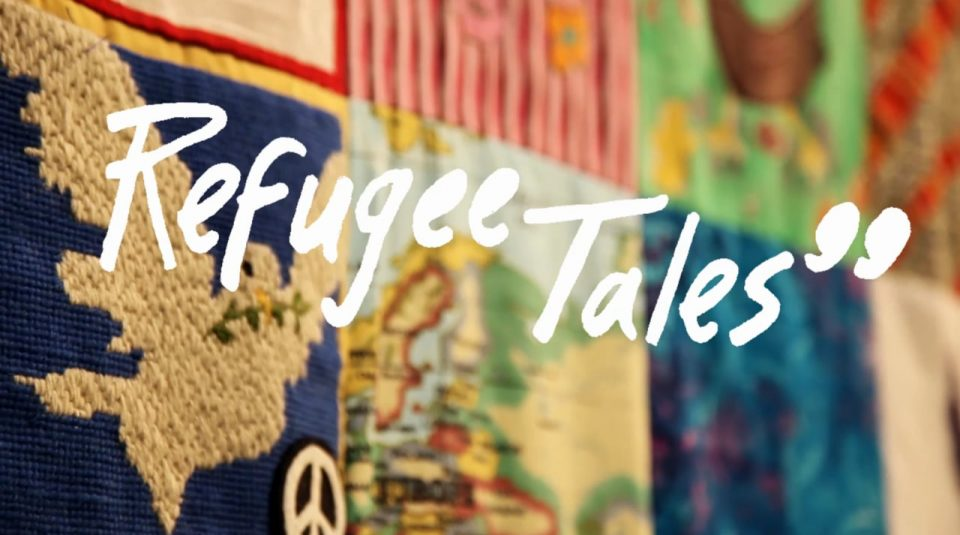 9 April 2020, Refugee Tales – a Q&A with Comma Press and Gatwick Detainee Welfare Group @ People's History Museum © Commas Press