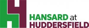 Hansard at Huddersfield