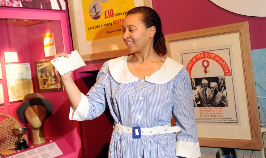 Living History performance: No Bed of Roses - From the Caribbean to Manchester @ People's History Museum