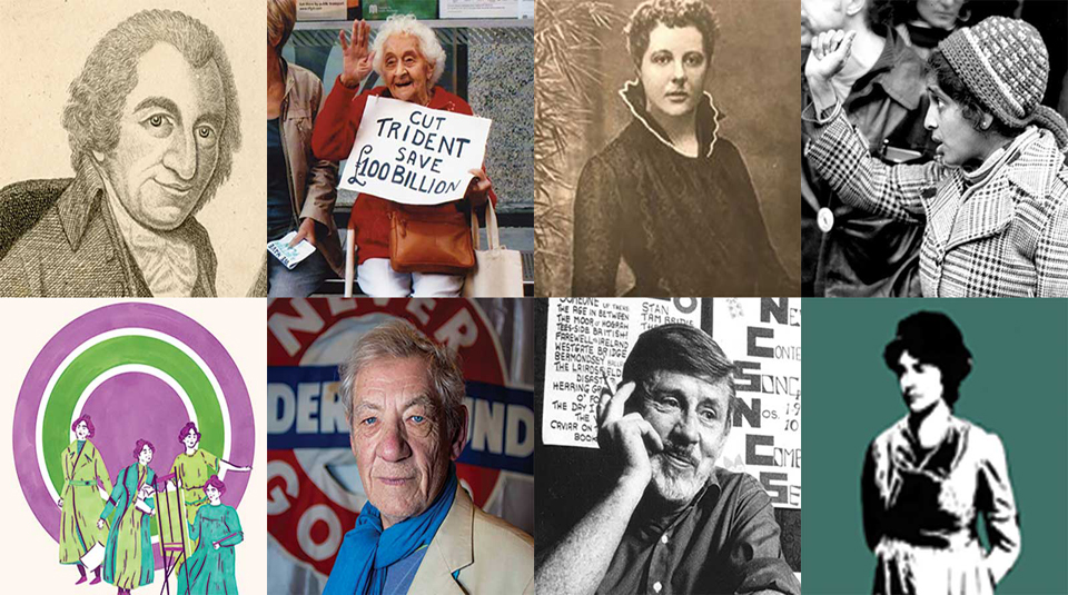 Which radical are you? Fast and fun quiz from People's History Museum