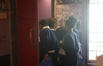 Holy Name PS, creative writing @ People's History Museum, 25.03.15 (6)