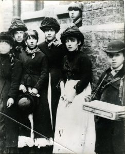 Matchmakers of the Bryant and May factory, around 1888