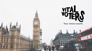 Vital Voters @ People's History Museum, photo by Heidi Fin on Unsplash