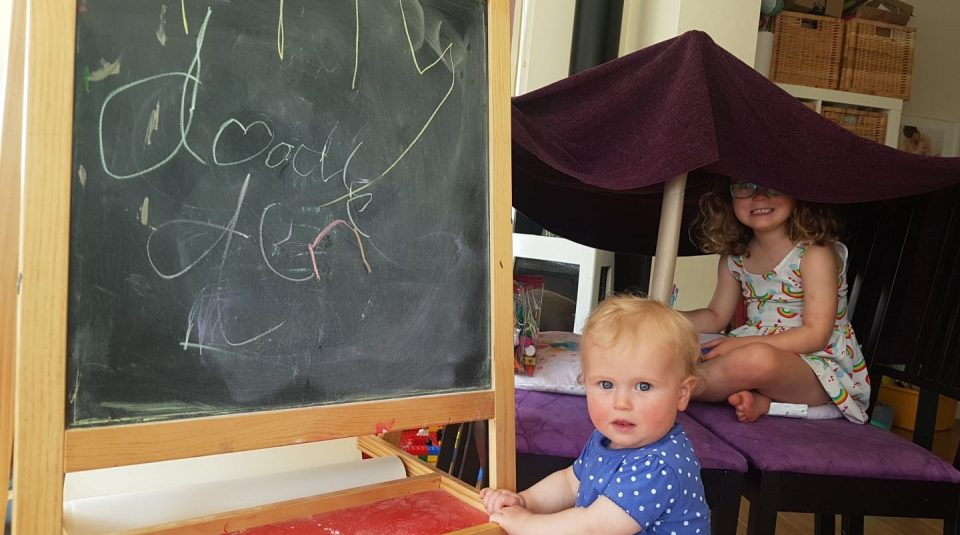 Doodle Den at home, with People's History Museum © Jenny Mabbott